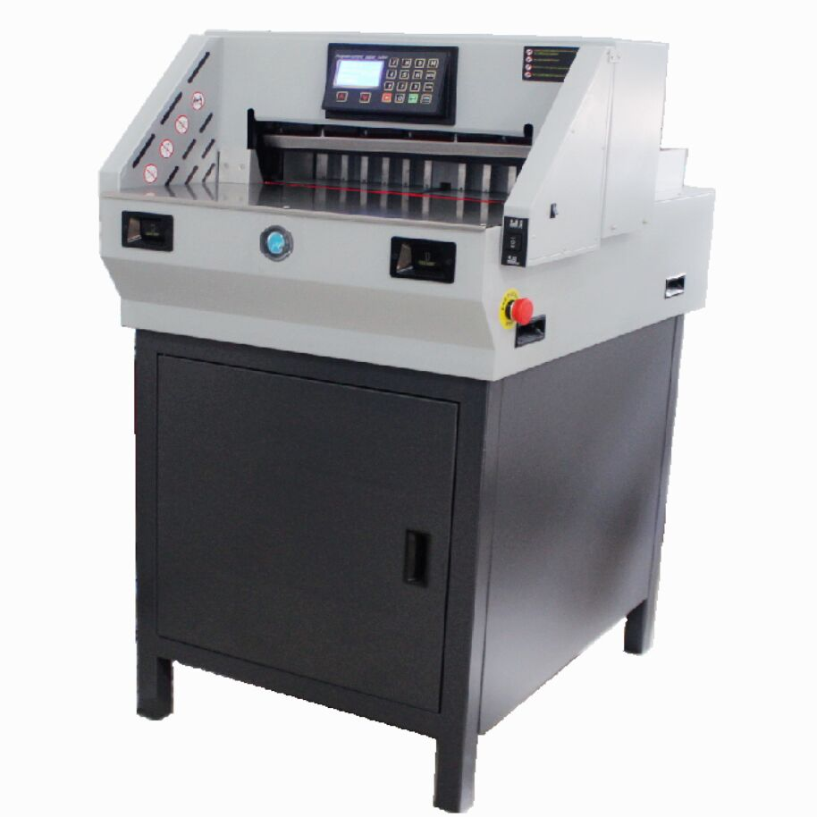 HV-460P Paper Cutting Machine